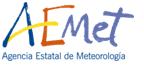 Imagen logo de la Agencia Estatal de Meteorológia
